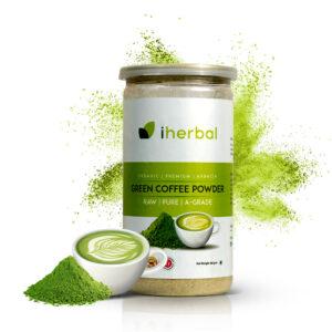 buy green coffee bean powder